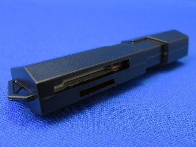 スティックタイプのメモリーカードリーダーUSB3.0を購入する!