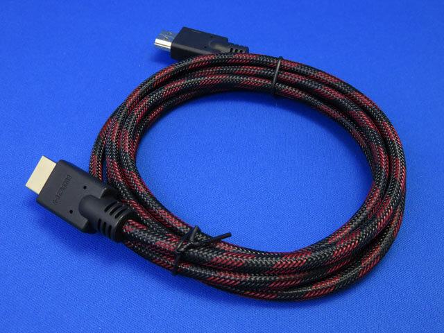 Amaon.co.jpで2mの格安HDMIケーブルを購入!