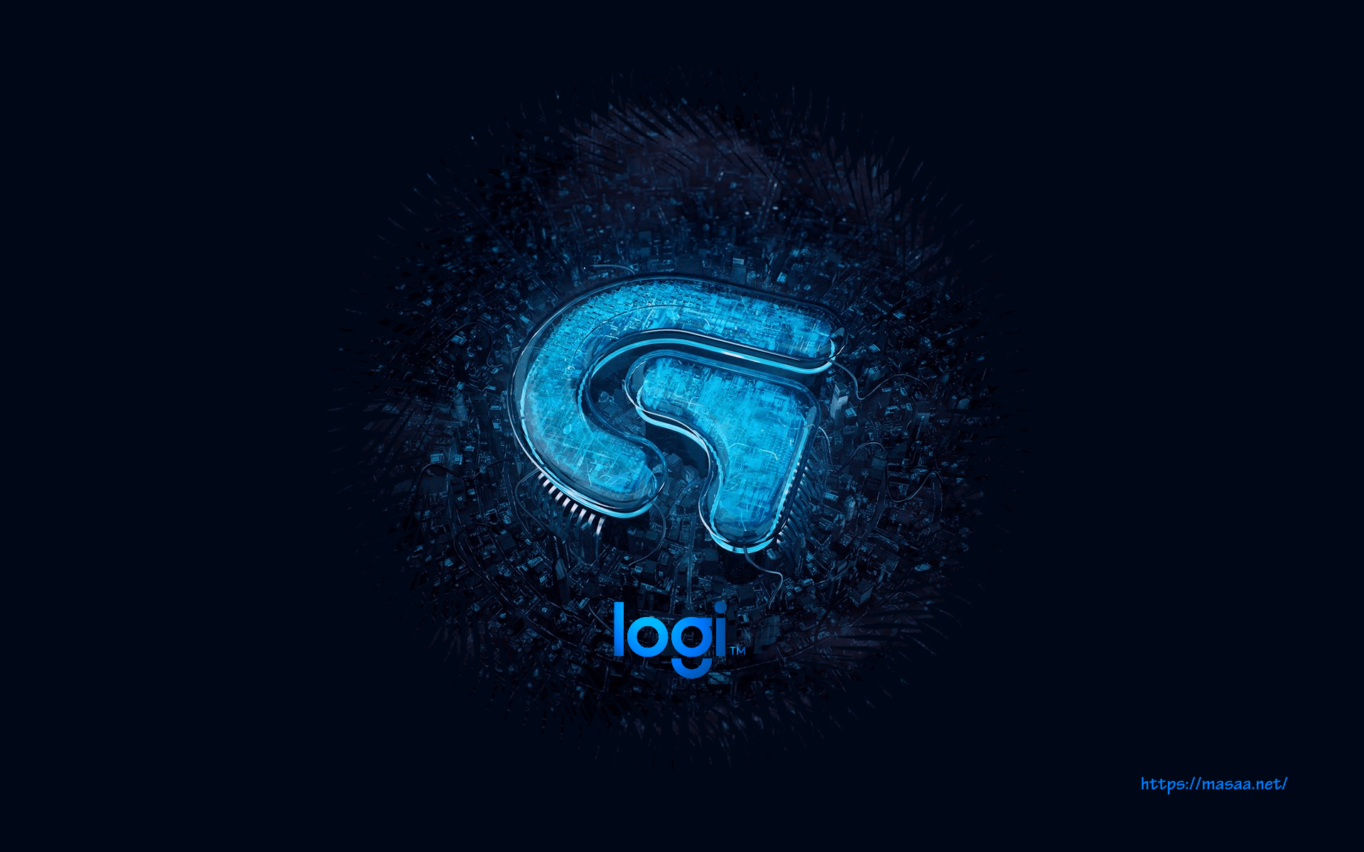 Logi Logicool Logitech 壁紙 Masaa Net