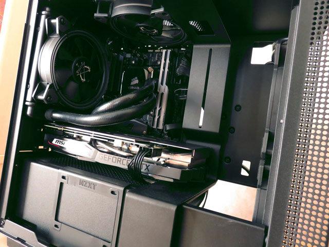 PCケースファンをScythe艶風2に交換して自作PCの静音化を行う! の続き