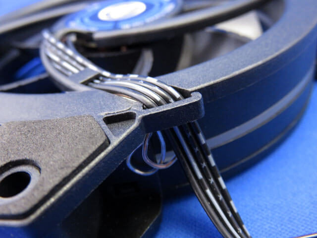 PCケースファンをScythe艶風2に交換して自作PCの静音化を行う!