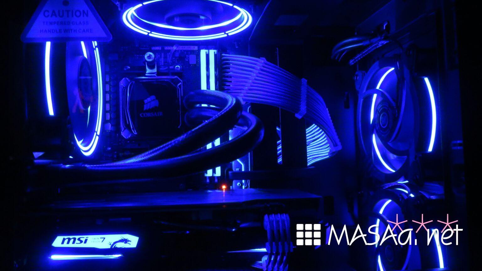 ハードウェア(自作PC)