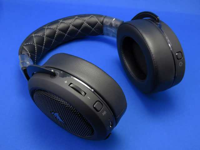 【レビュー記事】CORSAIR HS70 PRO WIRELESS Gaming Headset