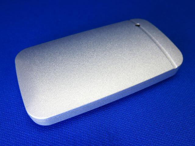 ELECOM 外付けポータブルSSD ESD-EF0250GSVRをチェックする!