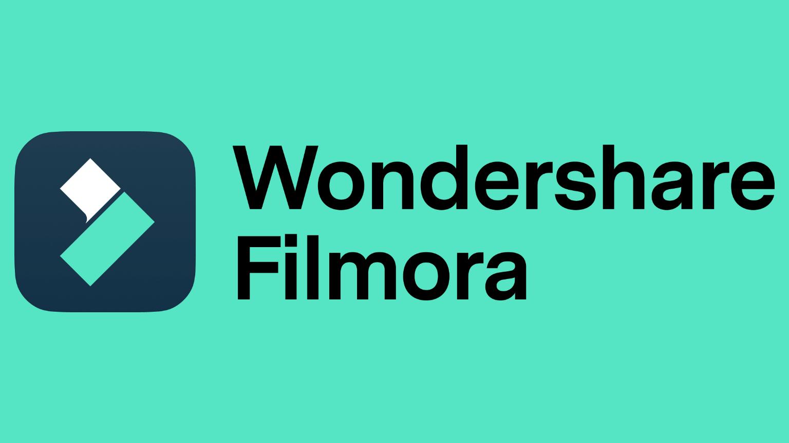 アイキャッチ画像 Wondershare Filmora